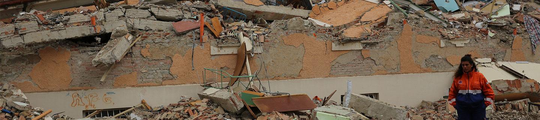 Erdbeben Italien: Caritas Österreich