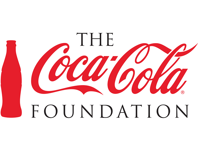 Logo von The Coca-Cola Foundation