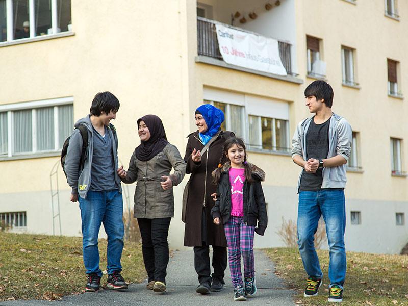 News österreich Flüchtlinge